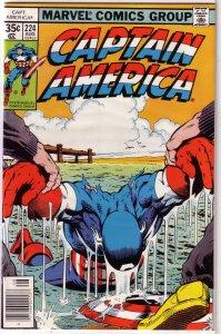 Captain America   vol. 1   #224 VF
