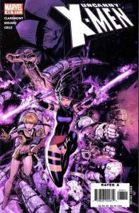 Uncanny X-Men (1981 series) #473, NM (Stock photo)