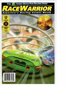 Race Warrior Vol1 (2000)  #4 Harald Belkar NM (9.4)