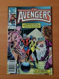 The Avengers #275 Newsstand Edition ~ NEAR MINT NM ~ 1986 Marvel Comics