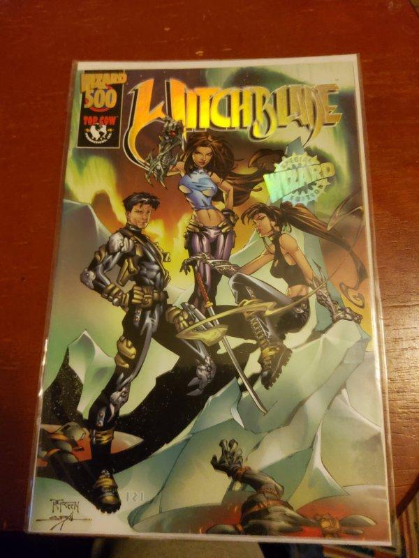 Witchblade #500 (1998)