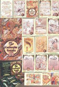 MAY GIBBS COLLECTORS CARDS SEALED BOX OF 30 PACKS