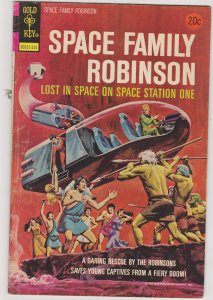 Space Family Robinson #37
