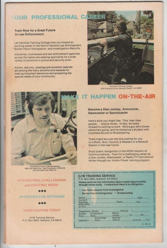 Creepy Things #4 (Feb-76) VF High-Grade