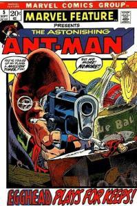 Marvel Feature (1971 series) #5, Fine+ (Stock photo)
