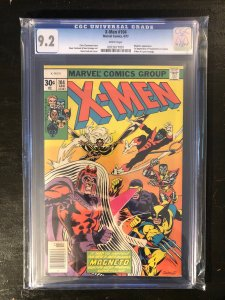 X-Men #104 CGC 9.2 - 1st Appearance of The Starjammers in Cameo