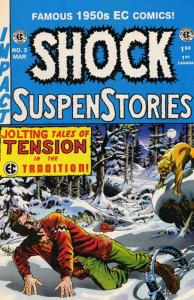 Shock SuspenStories (RCP) #3 VF/NM; RCP | save on shipping - details inside