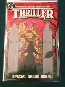 Thriller #2 Special Origin Issue