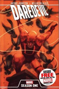 Daredevil Season One Hardcover (Marvel, 2012) - New/Sealed!