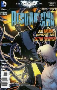 Resurrection Man (2nd Series) #11 VF/NM; DC | save on shipping - details inside