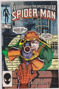 Spectacular Spider-Man #104