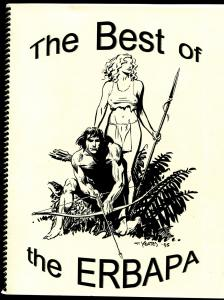 Best Of The ERBAPA 1995-Tom Yeates-Tarzan-John Carter-ERB-VF