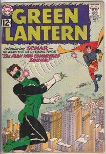 Green Lantern #14 (Jul-62) FN+ Mid-High-Grade Green Lantern