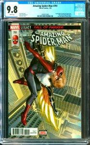 Amazing Spider-Man #791 CGC Graded 9.8 Mockingbird & Quicksand appearance