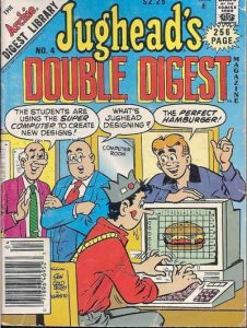 Jughead's Double Digest #4 (Newsstand) VG; Archie | low grade comic - save on sh