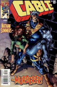 Cable (1993 series) #82, NM + (Stock photo)
