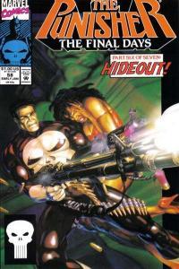 Punisher (1987 series) #58, NM (Stock photo)