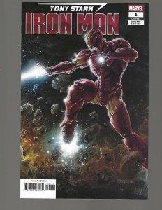 Tony Stark Iron Man #1 Variant