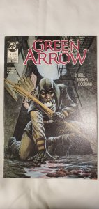 Green Arrow #2 - NM - Mike Grell Cover