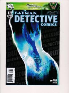 Detective Comics BATMAN #877 ~ DC Comics 2011 ~ NM (HX434)