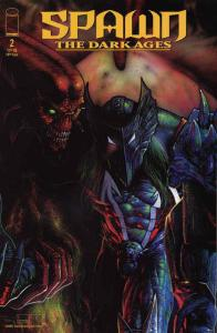 Spawn: The Dark Ages #2 FN; Image | save on shipping - details inside