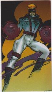 1995 Wildcats All-Chrome #1 Spartan