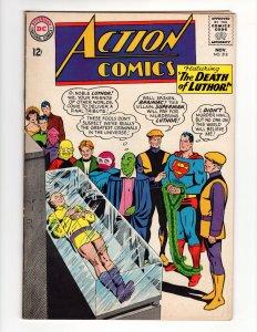 ACTION COMICS #318 (FN/VF) Silver Age DC Comics ID#40P
