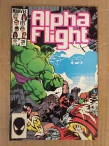 Alpha Flight #29