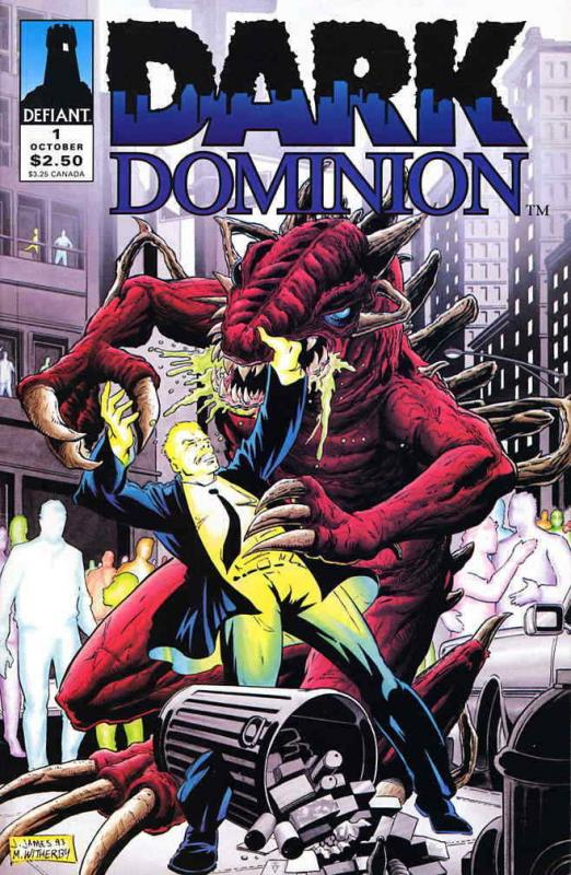 Dark Dominion #1 VF/NM; Defiant | save on shipping - details inside