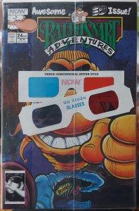 Ralph Snart Adventures #24 NM 3D in original poly bag