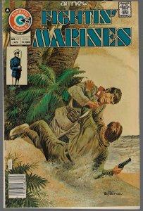 Fightin' Marines #127 (Charlton, 1976) NM