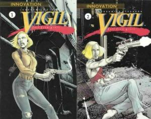 VIGIL FALL FROM GRACE (1992 IV) 1-2 complete