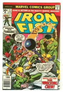 Iron Fist 11