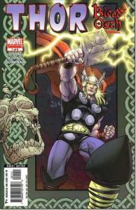 Thor: Blood Oath #1, NM + (Stock photo)