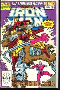 Iron Man Annual #11 (1990)