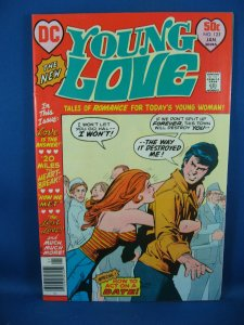 YOUNG LOVE 123 VF- 1977