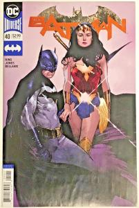 BATMAN#40 VF/NM 2018 VARIANT EDITION DC COMICS