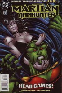 Martian Manhunter (1998 series) #3, NM- (Stock photo)