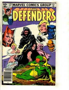 Lot of 8 The Defenders Marvel Comics # 123 124 125 126 127 128 129 136 EK4
