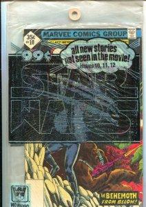 Star Wars Marvel Comics Pre-Pak1978 #'s 10 ,11 & 12-Whitman-unopened-VF/-NM