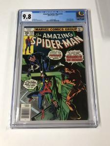 Amazing Spider-man 175 Cgc 9.8 White Pages Bronze Age Marvel