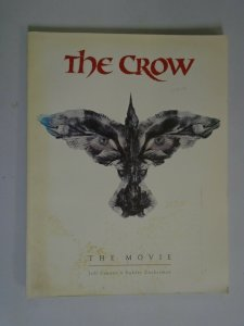 The Crow The Movie SC 4.0 VG (1994 1st Printing Kitchen Sink)