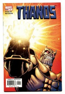 Thanos #1 2003-marvel comic book Avengers GOTG NM-
