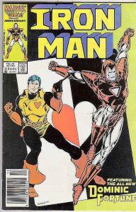 Iron Man #213 (Nov-87) VF/NM High-Grade Iron Man