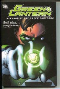 Green Lantern: Revenge Of The Green Lanterns-TPB-Trade
