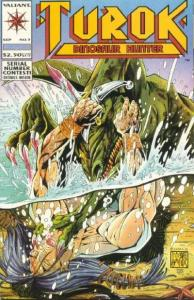 Turok: Dinosaur Hunter (1993 series) #3, NM (Stock photo)