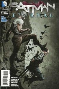Batman Eternal #47, NM + (Stock photo)