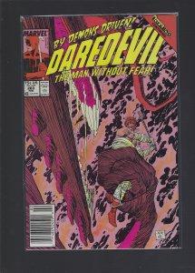 Daredevil #263 (1989)