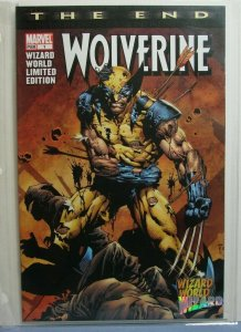 WOLVERINE THE END #1 Marvel Comics 2003 Wizard World Variant David Finch L@@K