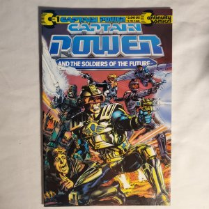 Captain Power and the Soldiers of the Future 1 Fine+